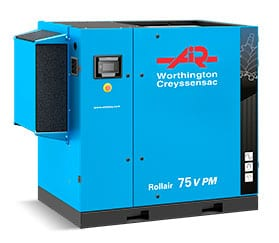 Worthington Rollair V PM Compressor