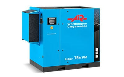 New Worthington Rollair V PM Air Compressors Now Available